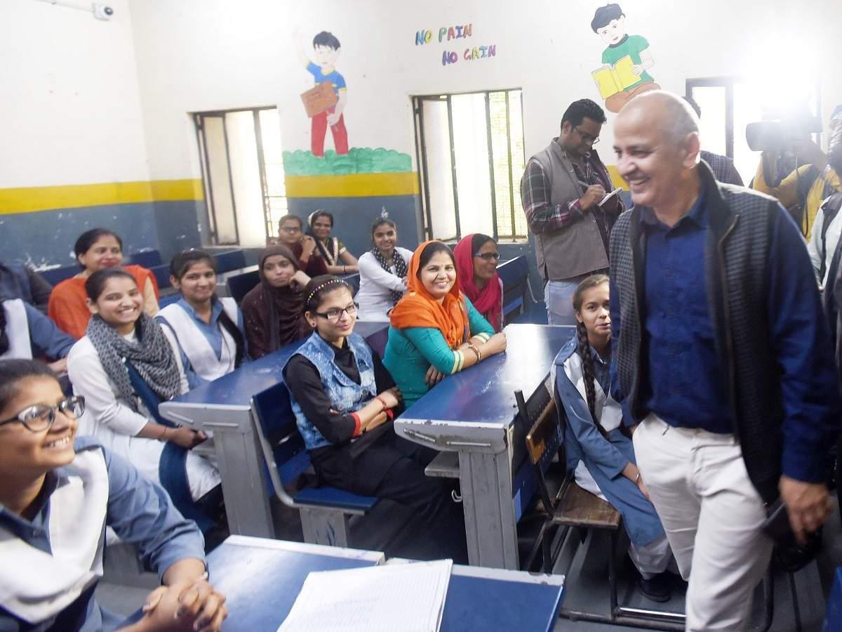 Delhi school teachers credit introduction of EMC classes for impressive board result
