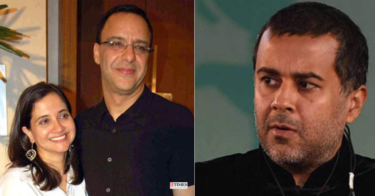 Chetan Bhagat hits back at Anupama Chopra; says Vidhu Vinod Chopra drove him close to suicide