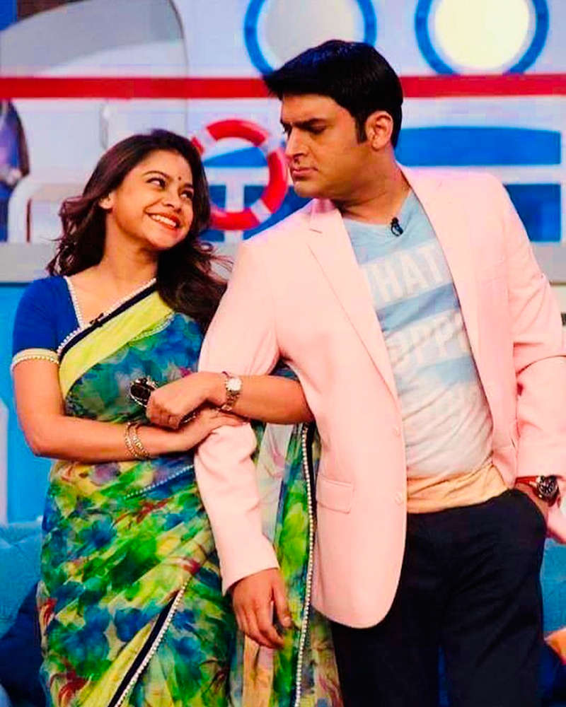 The Kapil Sharma Show: Kapil Sharma resumes shoot, gets ready for the show