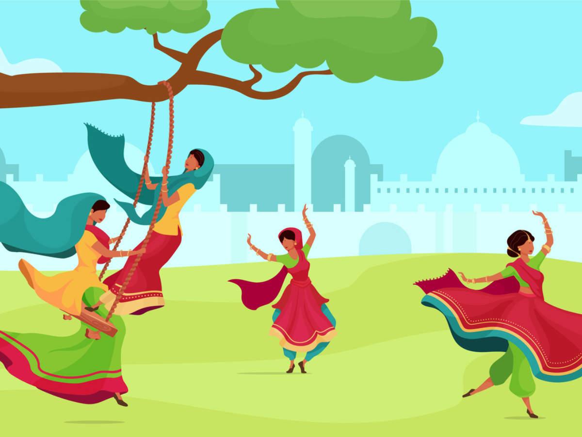 Happy Hariyali Teej 2020: Messages, Images, Whatsapp status