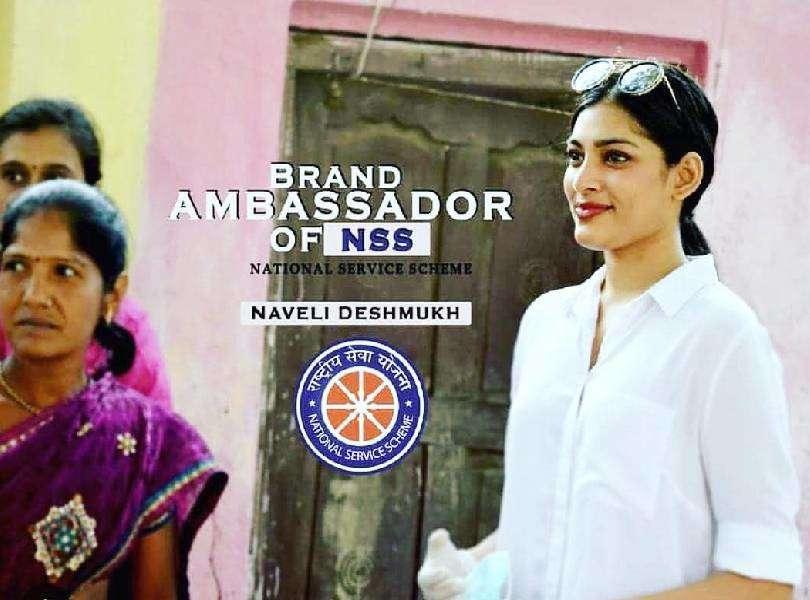 Naveli Deshmukh: Just a girl on a mission