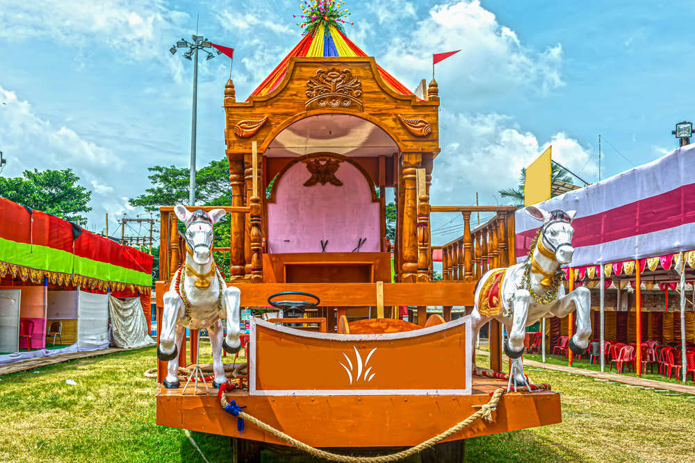 Chariots used in Jagannath Rath Yatra to be conserved, displayed at local temple