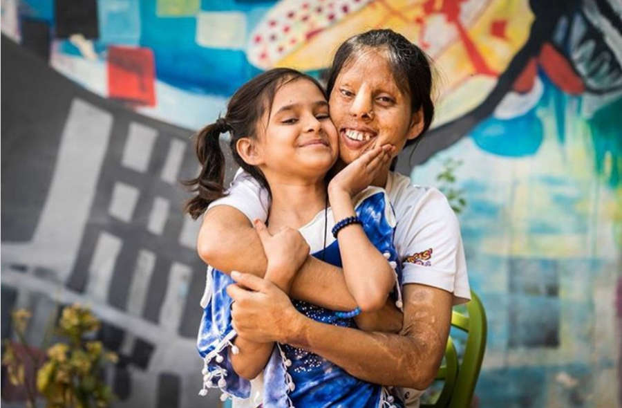 Acid can't burn the dreams of these survivors at Sheroes
