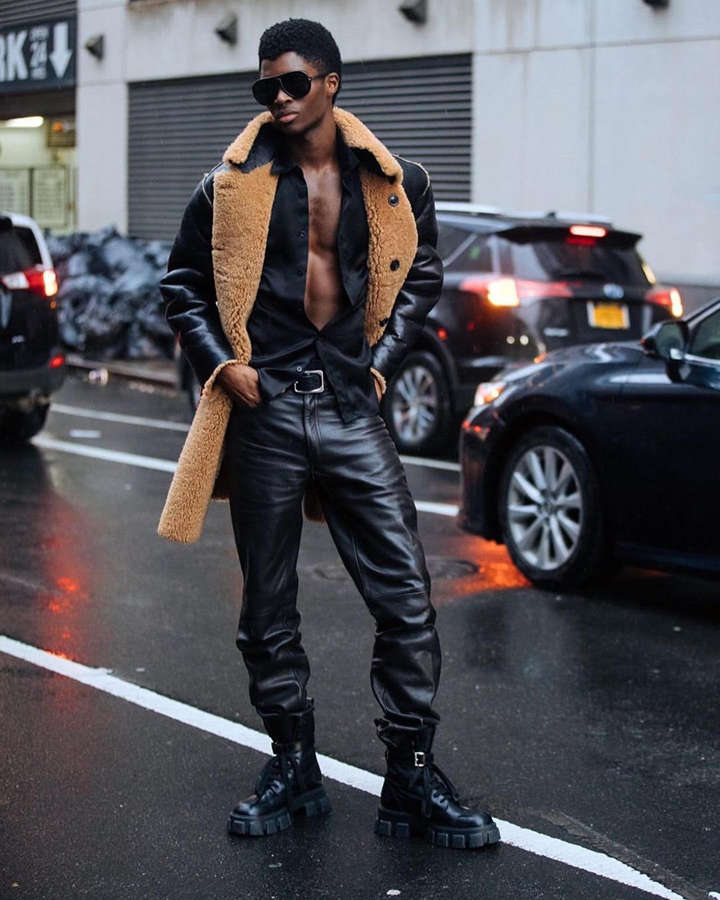 Meet Alton Mason, first Black Model to Walk for Chanel