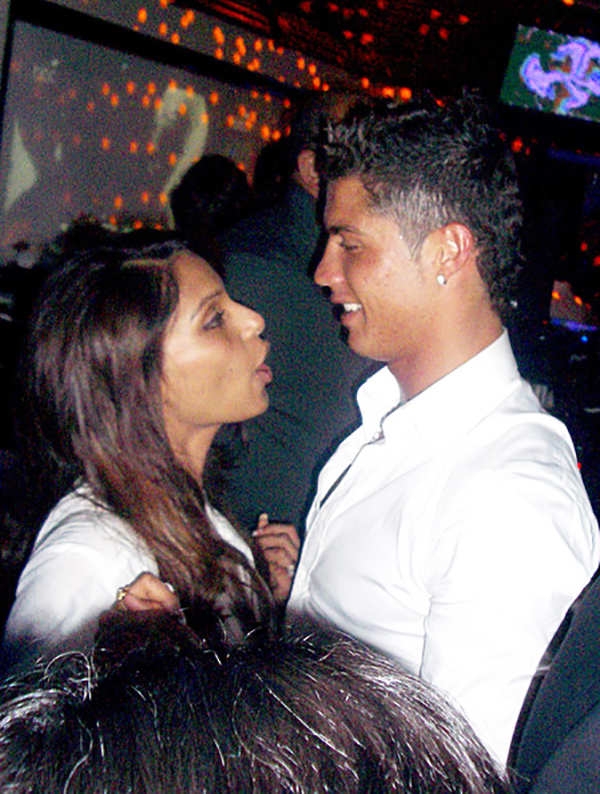 Throwback pictures of Cristiano Ronaldo and Bipasha Basu go viral on the internet...