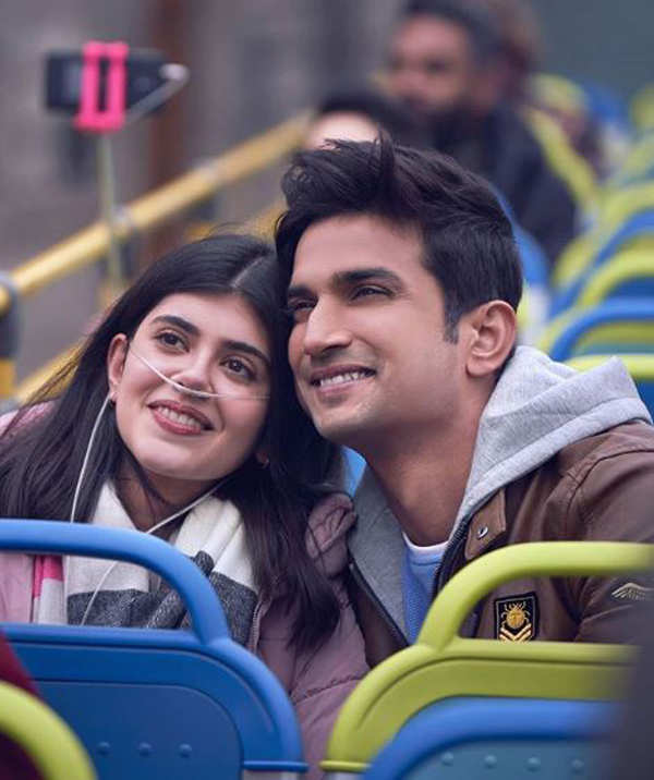 Sushant Singh Rajput's last act in 'Dil Bechara' makes celebrities and fans cry