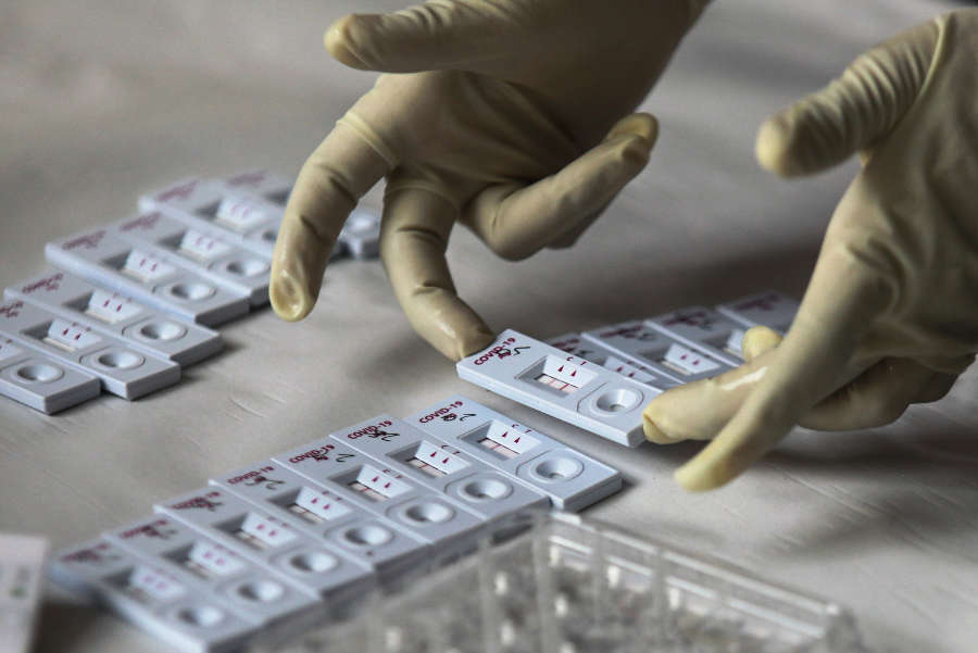 India at second position with most coronavirus tests, US leads the way