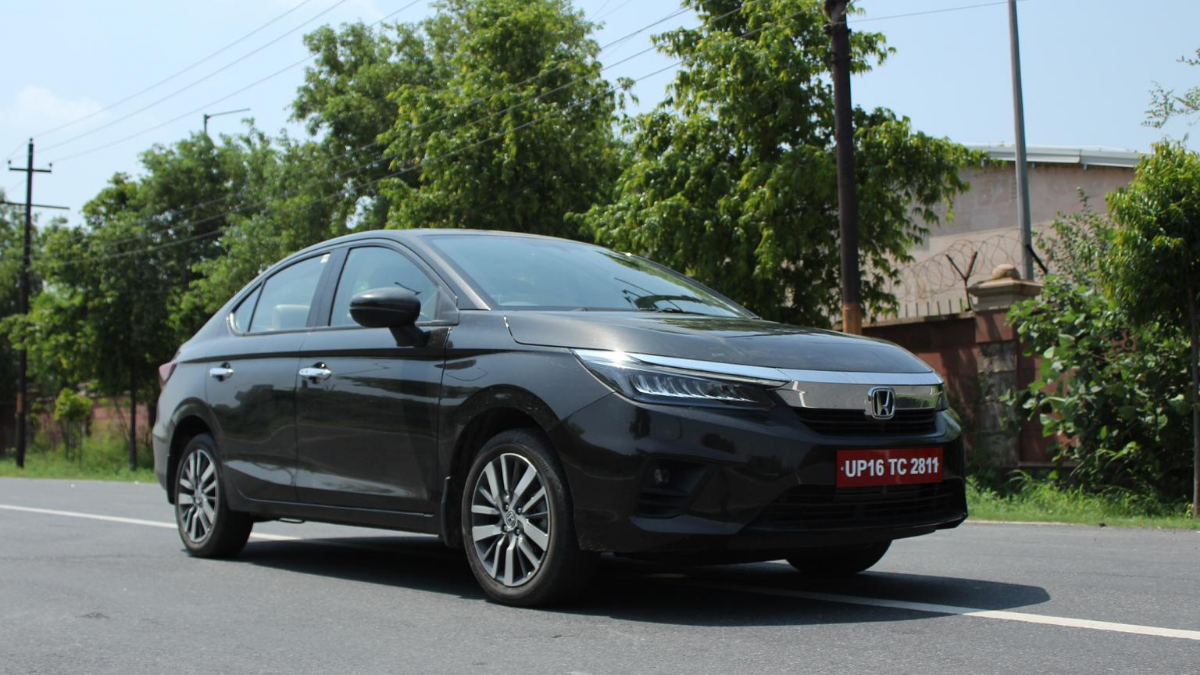 ​5th-gen Honda City reviewed: Now in pictures