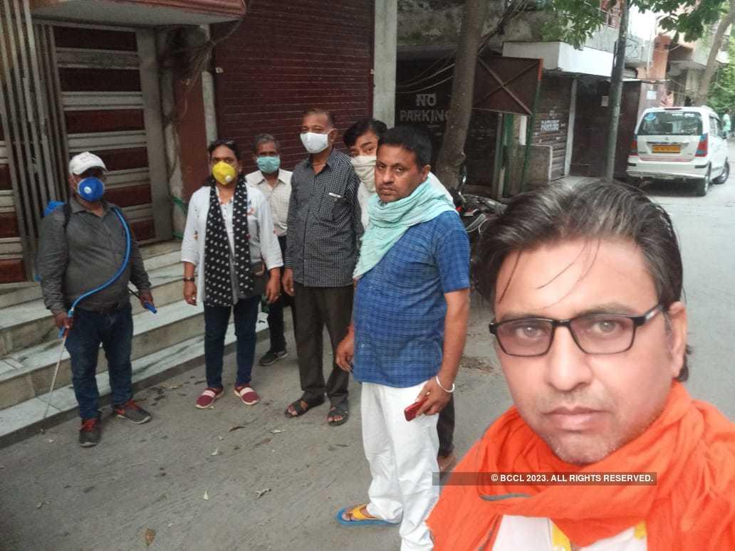 Coronavirus: NGOs and volunteers step in to feed poor