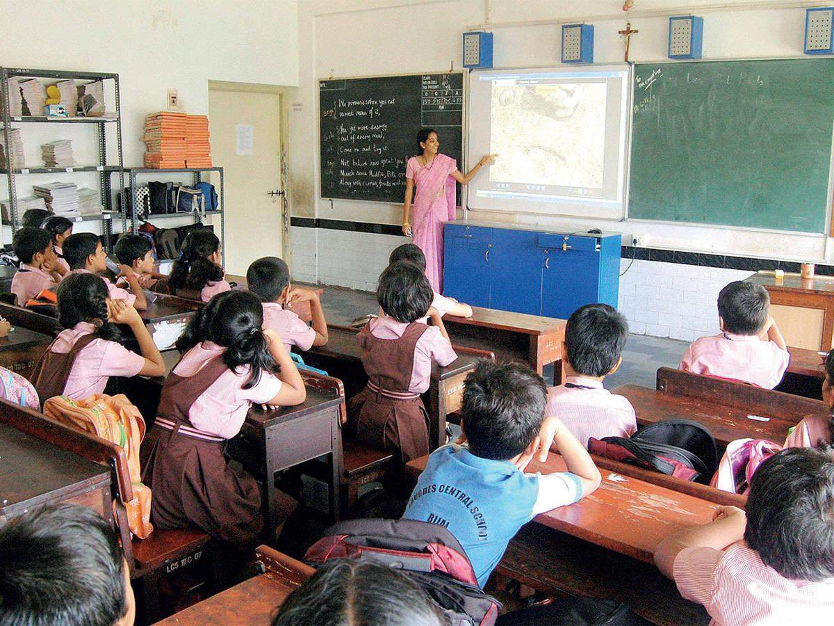 Maharashtra Education Department holds discussion with other boards for formulating international curriculum