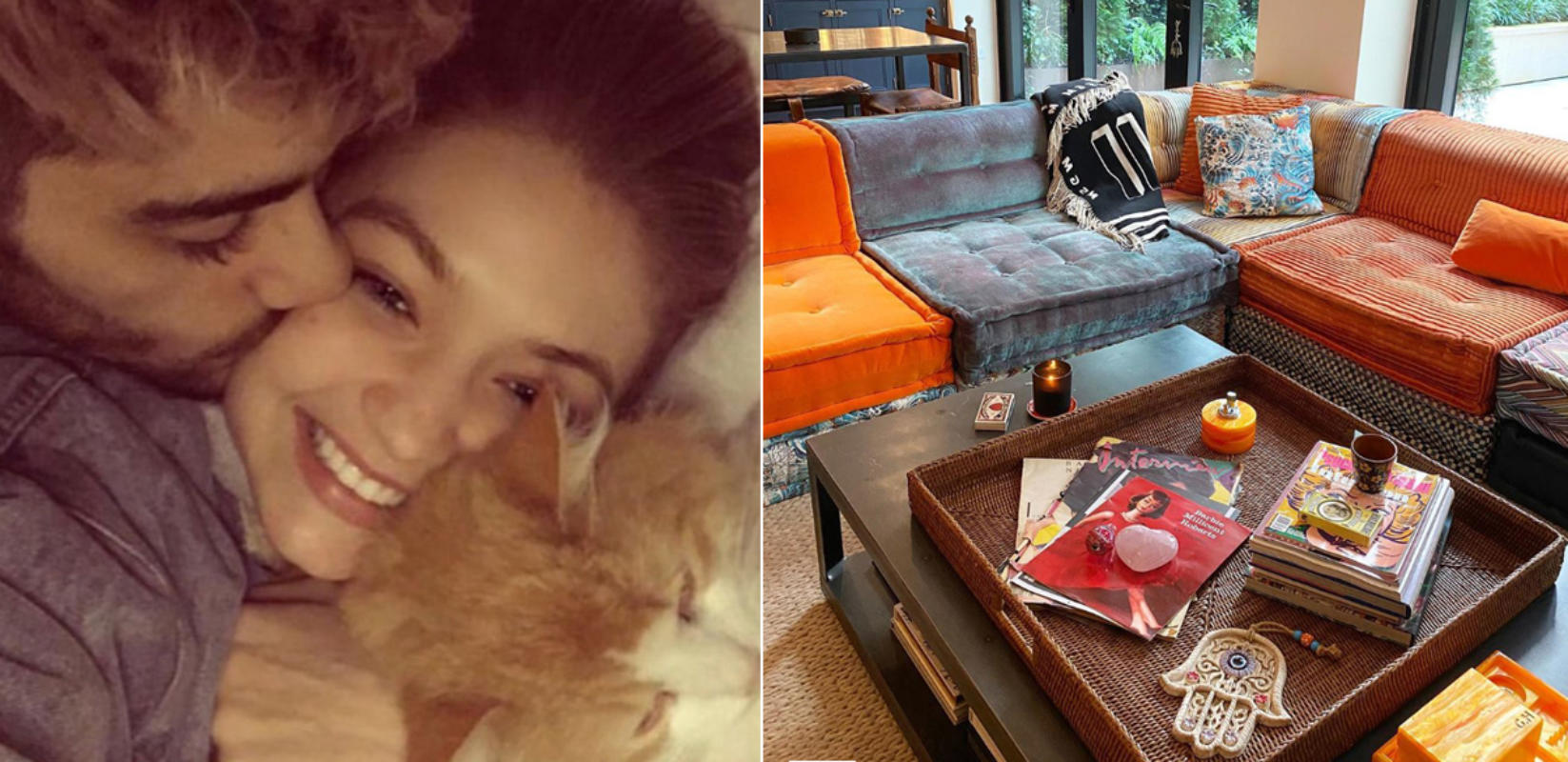 Gigi Hadid shares inside pictures of her NYC apartment ahead of welcoming baby with Zayn Malik