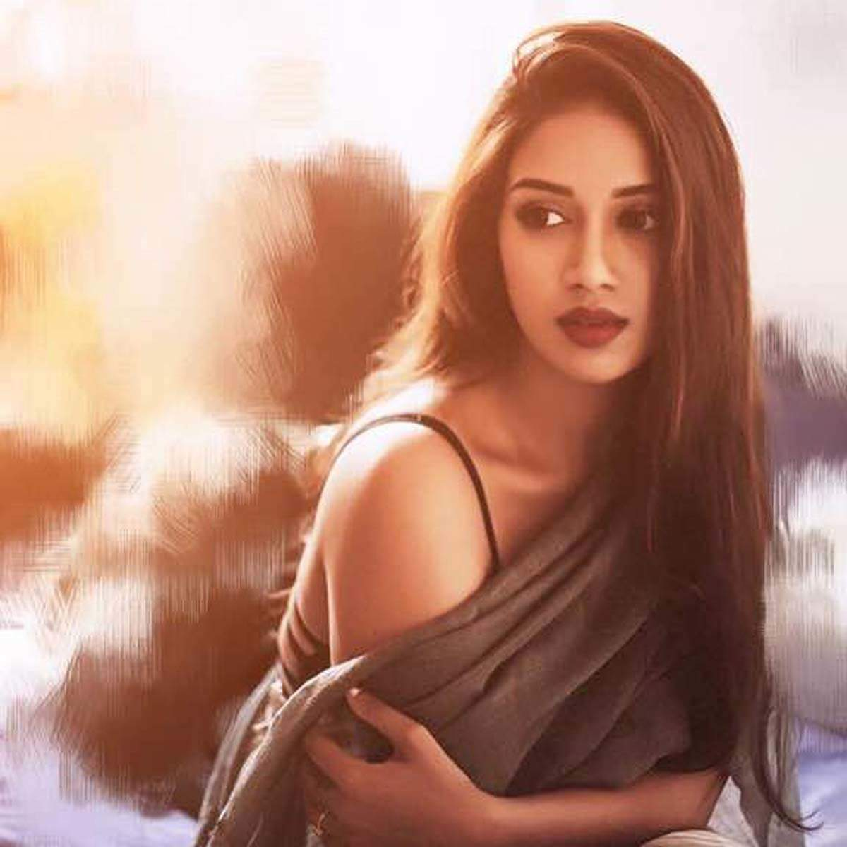 Nivetha Pethuraj can rock any outfit from sarees to dresses