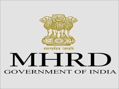 MHRD to be renamed as Ministry of Education