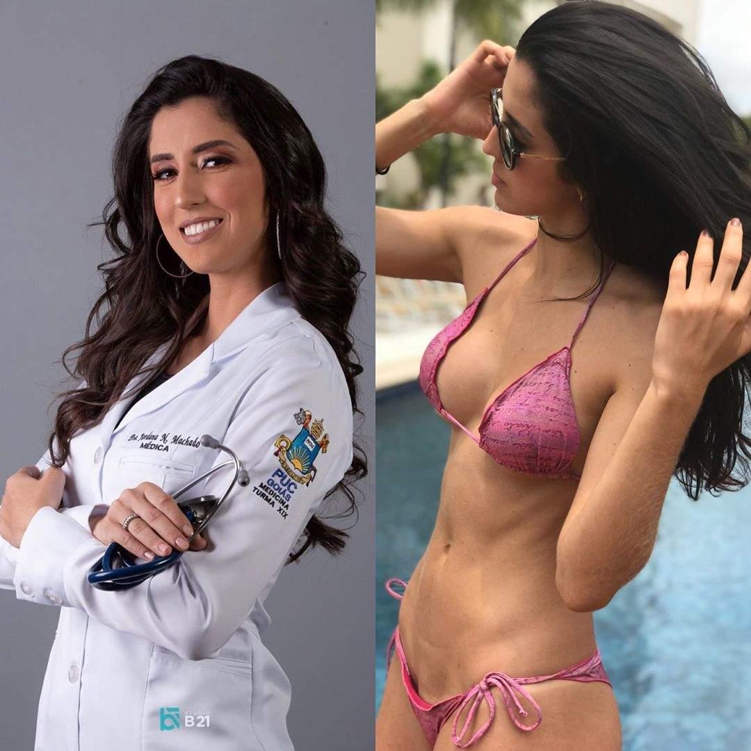 Female most doctors beautiful 20 Most