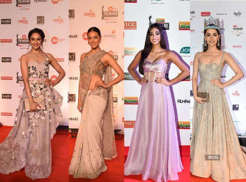 Throwback pictures of Miss India winners who made heads turn at the Filmfare Awards