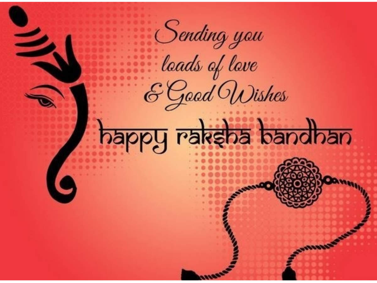 Raksha Bandhan Cards Images Wishes Messages And Quotes Rakhi Greeting Card Images Wishes Messages And Quotes That You Can Share With Your Siblings On This Day