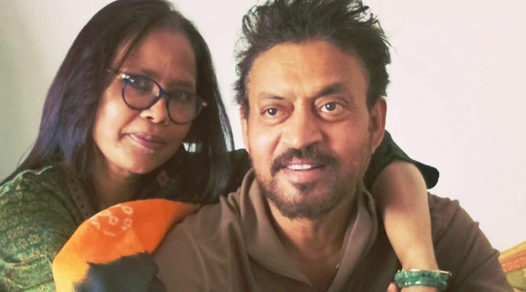 Irrfan Khan's wife pens a heartbreaking 'Miss you' post on hubby's death anniversary