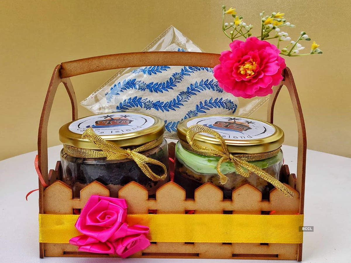 Masks And Sanitisers The Latest Addition To Friendship Day And Rakhi Gift Hampers Times Of India