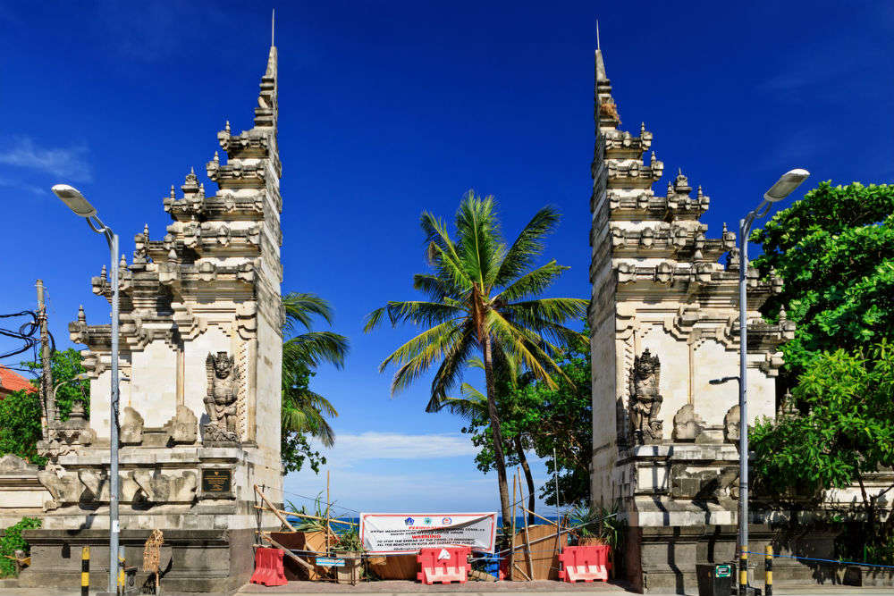 Bali reopens for domestic tourists under strict regulations