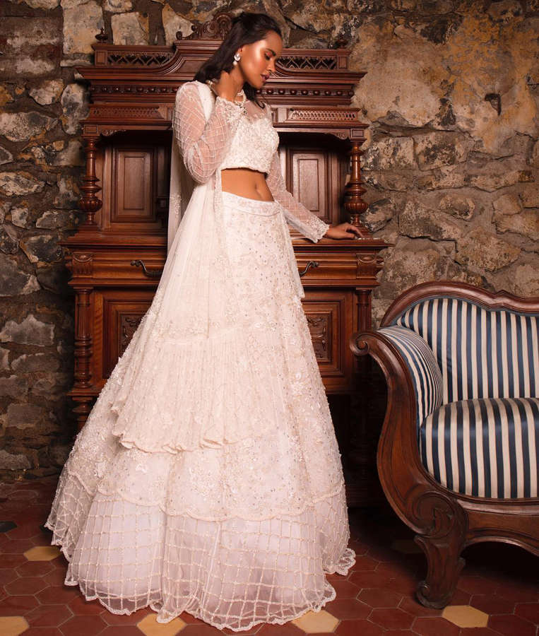 Natasha Dalal's wedding couture will make you fall head over heels
