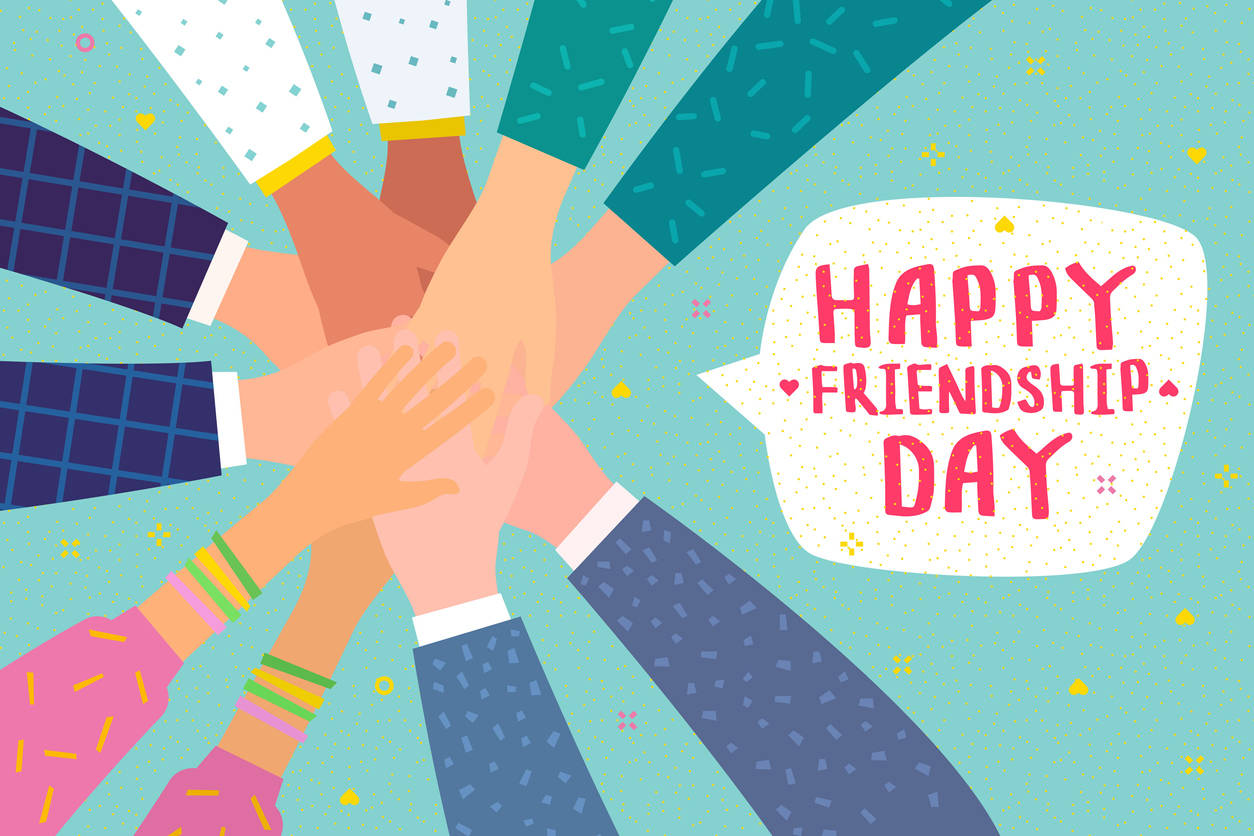 Happy Friendship Day 2020: cards, GIFs