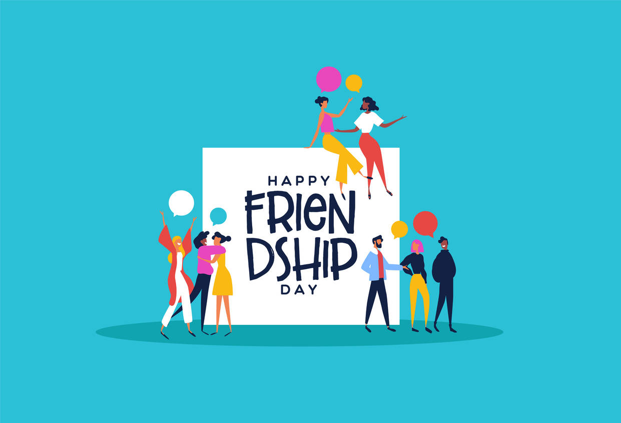 Happy Friendship Day 2020: Pictures, Greetings