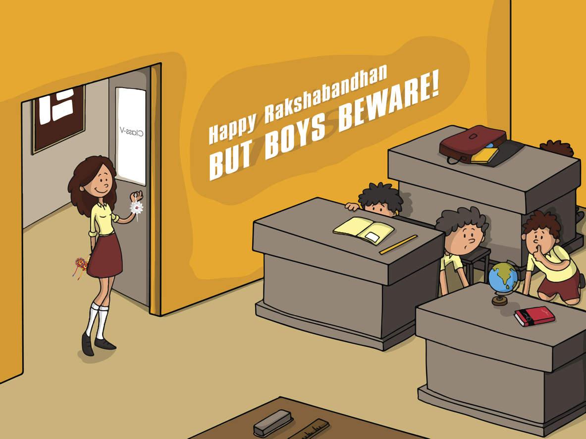 Happy Raksha Bandhan 2020: Rakhi Cards, Greetings