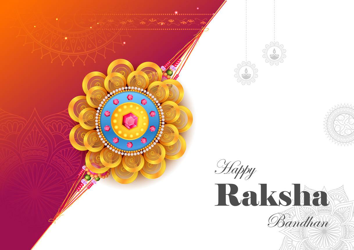 Happy Raksha Bandhan 2020: Rakhi Images, Wishes