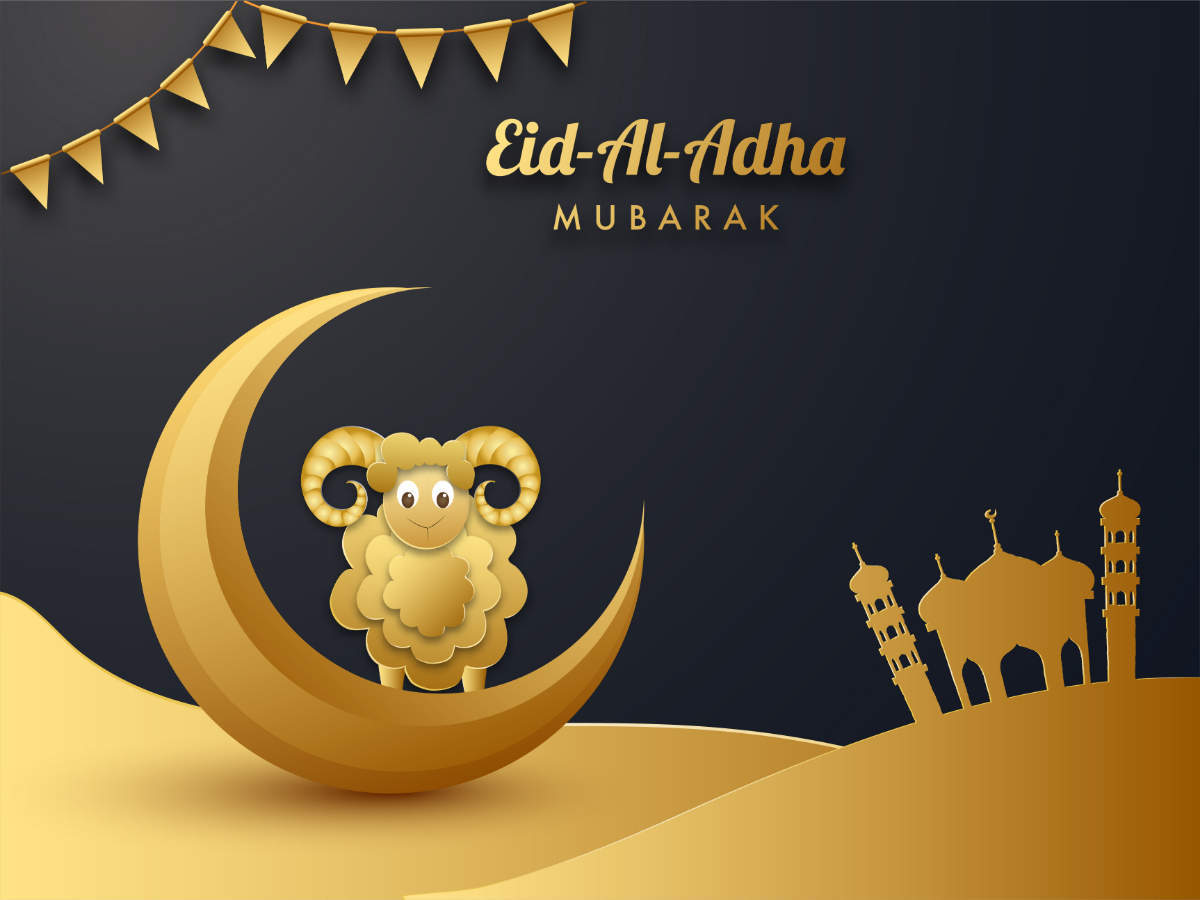 Happy Eid-ul-Adha 2020: Eid Mubarak Images, Greetings, Wishes, Photos, WhatsApp and Facebook Status, Messages