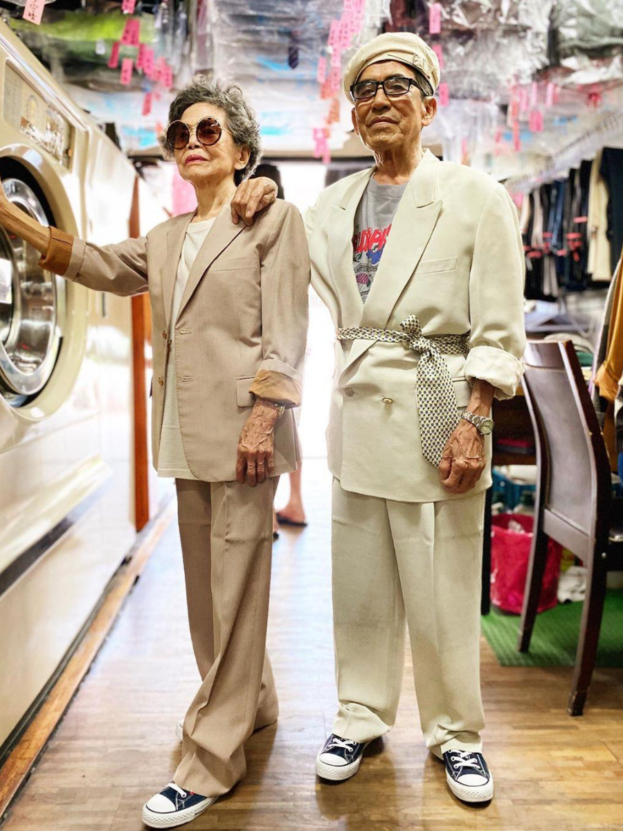 The most stylish couple on the internet right now isn't who you would expect