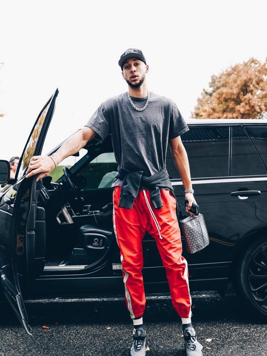 Meet NBA player and street style icon Ben Simmons