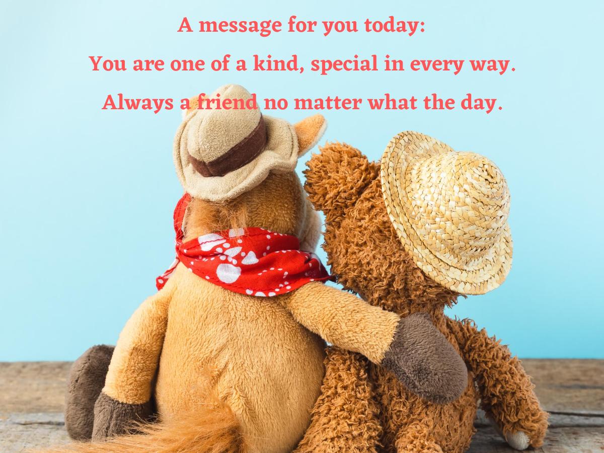 Happy Friendship Day 2020