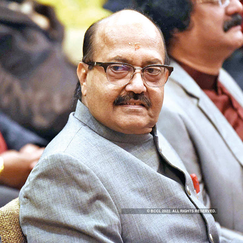 Rajya Sabha MP and former SP leader Amar Singh passes away