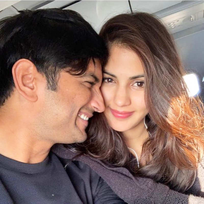 Sushant Singh Rajput's bodyguard claims Rhea Chakraborty used to send him to fetch drugs