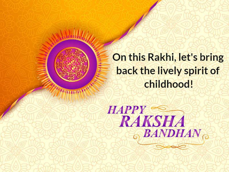 Happy Raksha Bandhan 2020: Rakhi Photos, Quotes, Greetings