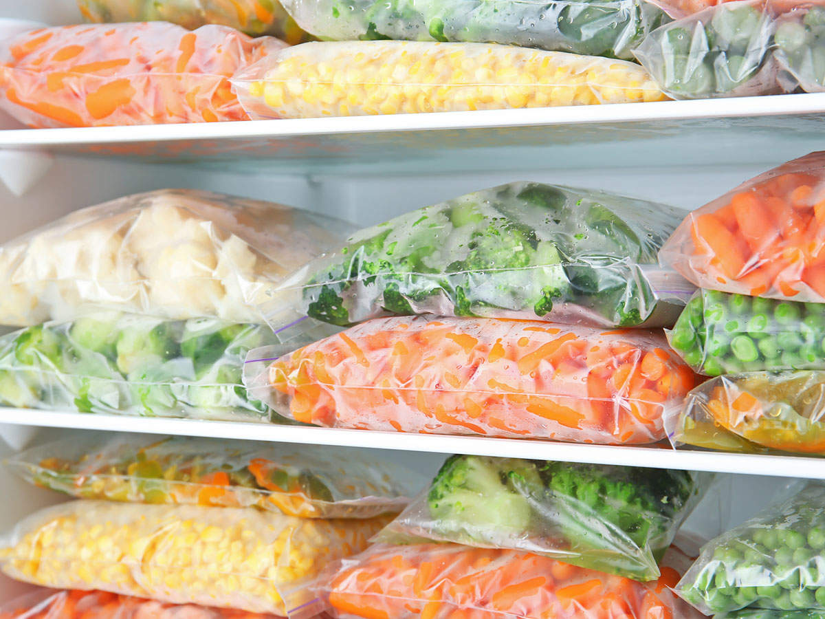 Why you must be careful while choosing frozen Foods? | The Times of India