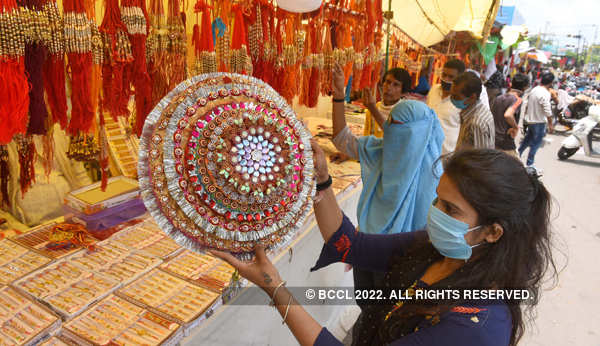 Raksha Bandhan being celebrated across the country