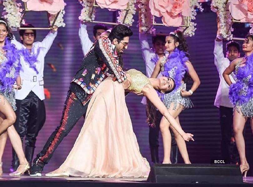 Throwback to when Miss India winners performed with Ayushmann Khurrana at the Filmfare Awards 2020