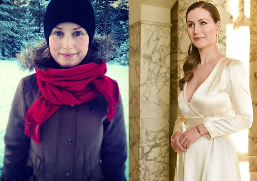 Spectacular pictures of Finland's Prime Minister Sanna Marin go viral