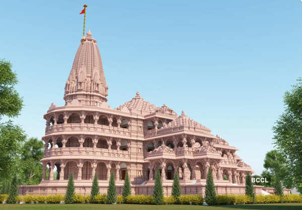 This is how Ram Mandir at Ayodhya will look like