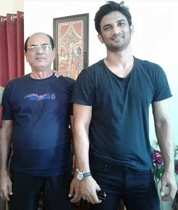 Post accusing Mumbai police over inaction, Sushant Singh Rajput's father demands for CBI investigation