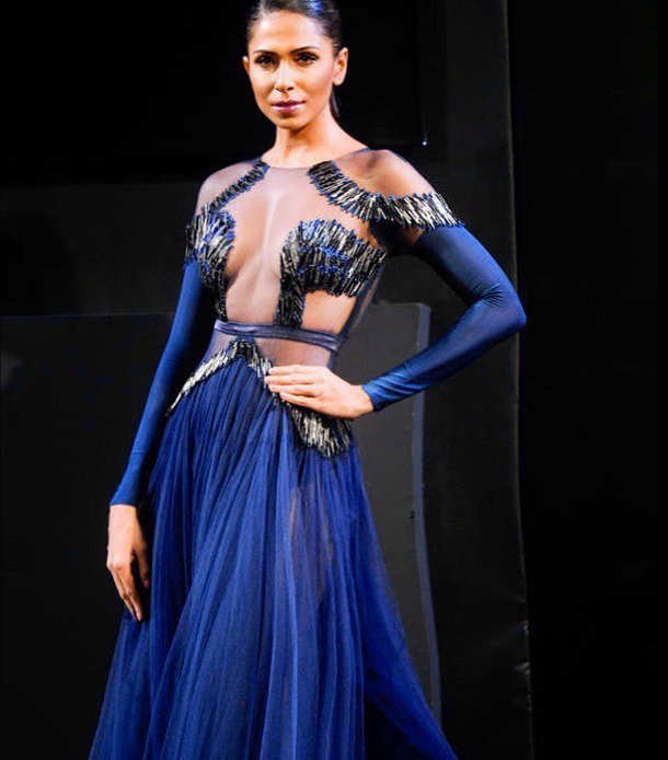 Designer's favourite showstopper Candice Pinto knows what it takes to be a supermodel