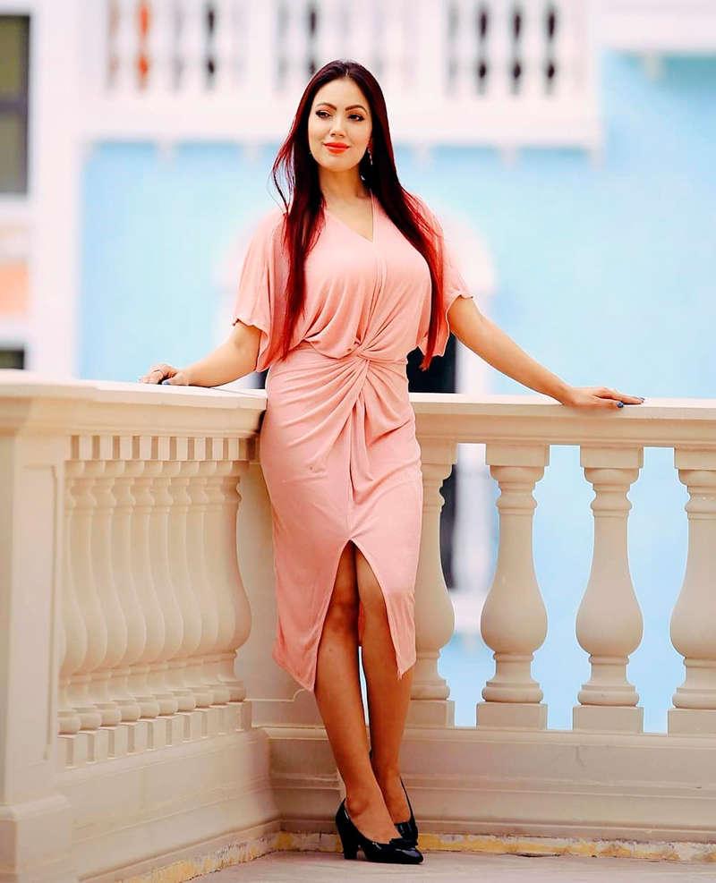 Taarak Mehta Ka Ooltah Chashmah's Babita aka Munmun Dutta is a real life diva