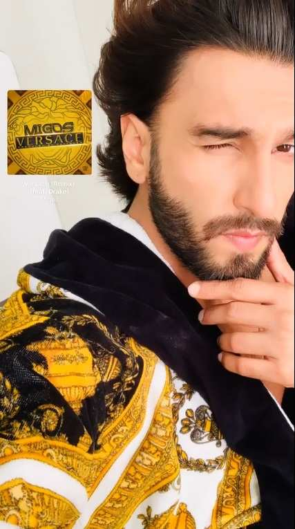 Ranveer Singh Instagram 3