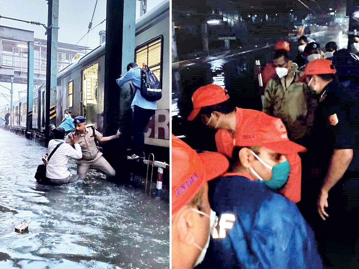 Brave RPF and CR officers rescue 250
