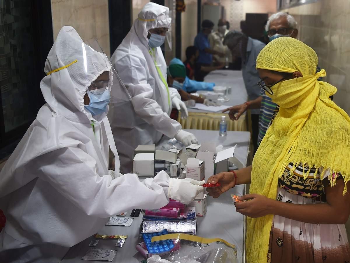 India's COVID tally crosses 2 million mark; Maharashtra sees record spike of 11514 cases
