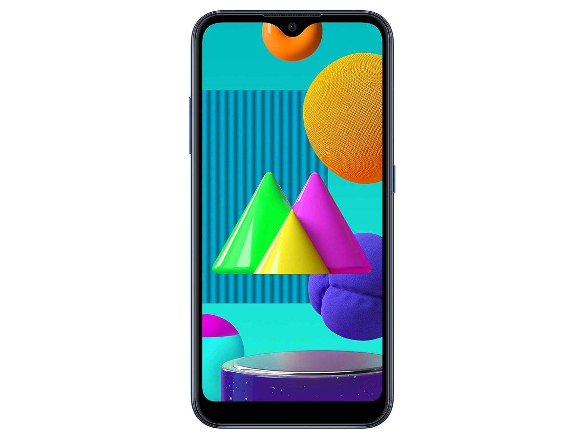 Samsung Galaxy M01: Available at Rs 1,001 discount
