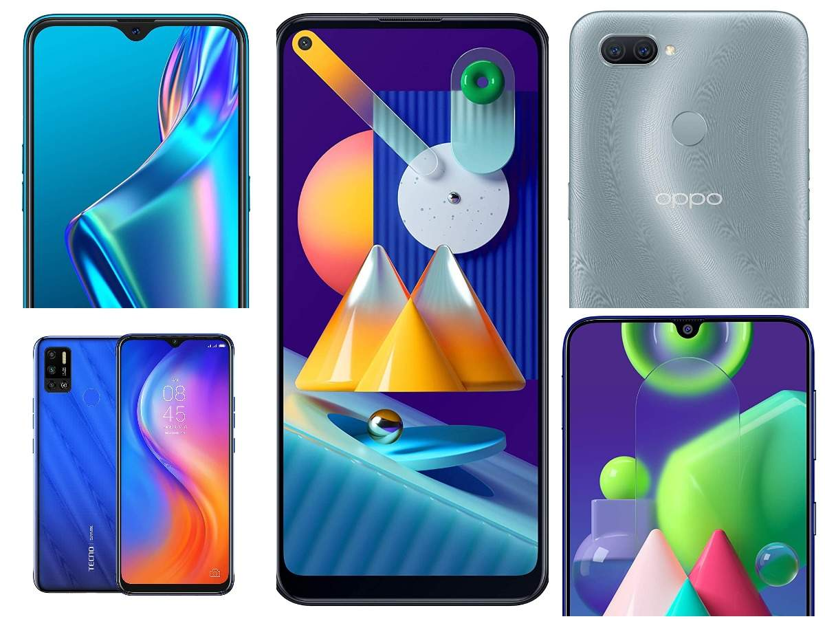 Amazon Prime Day sale: 10 budget smartphones from Xiaomi, Samsung, Oppo and others you can buy