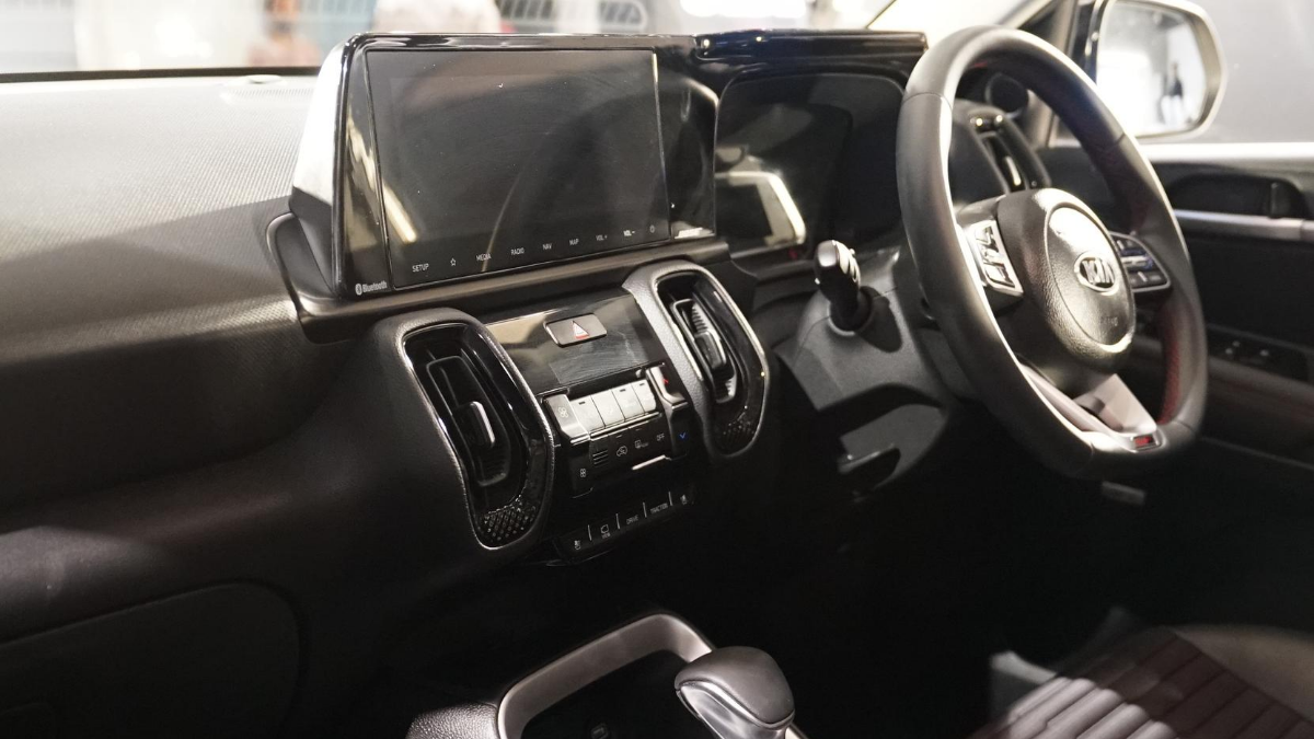 Luxurious interiors and best-in-class infotainment