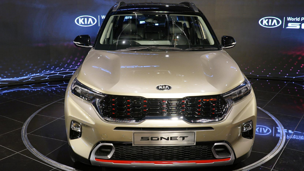 Kia Sonet: Made in India, designed for world